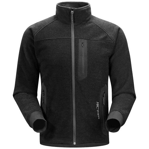 Arcteryx Strato Jacket - Men'S Black Medium