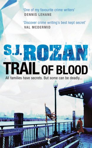 Trail of Blood (Lydia Chin & Bill Smith #9)