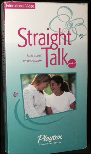 Straight Talk.....Period: Facts About Menstruation (Educational Video: 20 Minutes)