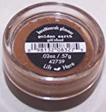 Bare Escentuals Glimmer Eyeshadow - Golden Earth .57 G/ .02 Oz # 42759 by Bare Escentuals