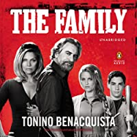 The Family - A Novel (Movie Tie-In), previously published as Malavita (       UNABRIDGED) by Tonino Benacquista Narrated by Edoardo Ballerini