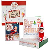 "Elf on the Shelf Brown Eyed Boy with Bonus ""An Elf Story"" DVD - Direct From North Pole in Limited Edition Official Gift Box"