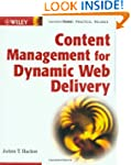 Content Management for Dynamic Web De...