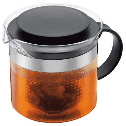 Bodum Bistro Nouveau Tea Pot, 51-Ounce