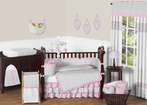 Sweet Jojo Designs Kenya Baby Bedding