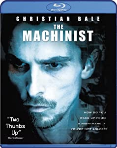 "Cover of ""The Machinist [Blu-ray]"""