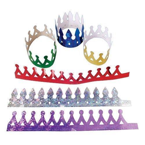 Prism-Metallic-Crowns