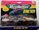 MICRO MACHINES THE ORIGINAL STAR TREK