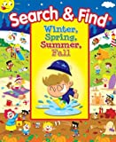 Search and Find: Winter, Spring, Summer, Fall