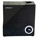Luma Comfort HCW10B Cool & Warm Mist Humidifier, 2 Gallon Output and Automatic Humidity Control