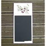 Kitchen Blackboard - Mediterranean Olive de Provence Designby Naturally Med -...