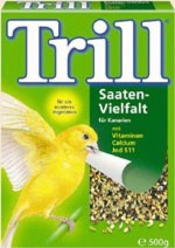 Trill - Saaten-Vielfalt für Kanarien, 12 x 500