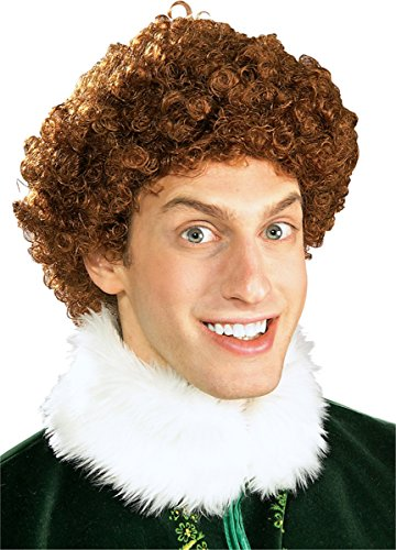 Morris Costumes Men's Buddy The Elf Wig
