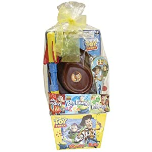 Amazon.com: Toy Story Easter Basket Gift: Toys & Games