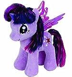 Toy - TY 41004 - My Little Pony Baby - Schmusetier Twilight Sparkle, 15 cm