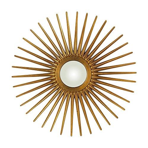 Cooper Classics Sunburst Convex Mirror - 54.5 diam. in.