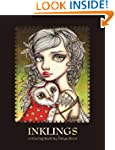 INKLINGS colouring book by Tanya Bond...
