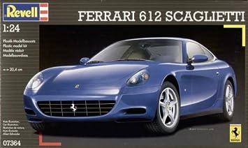 Revell - Maquette - Ferrari 612 Scaglietti - Echelle 1:24