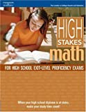 High Stakes: Math 1st ed (High Stakes Te...