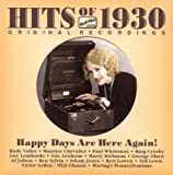 Hits of 1930 Various Artists