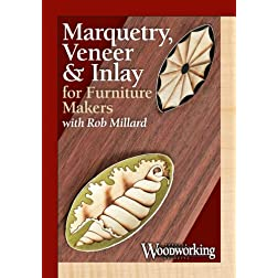 Marquetry, Veneer & Inlay for Furnituremakers