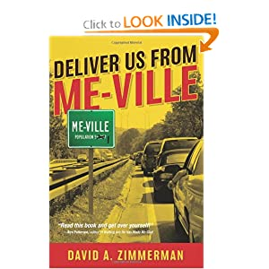 Deliver Us from Me-Ville David A. Zimmerman