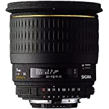Sigma 24mm f/1.8 EX DG Aspherical Macro Large Aperture Wide Angle Lens for Pentax and Samsung DSLR Cameras
