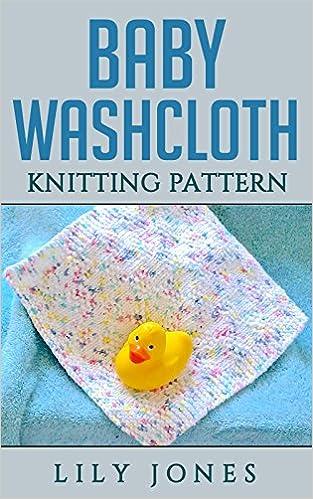 Baby Washcloth Knitting Pattern