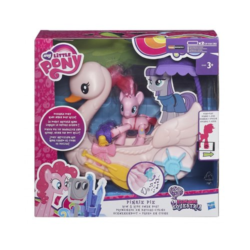 My Little Pony - Il Cigno, Rosa