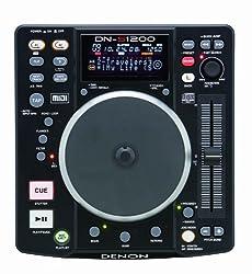 DENON DJ MEDIA PLAYER