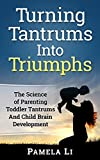 Turning Tantrums Into Triumphs: The Science of Parenting Toddler Tantrums and Child Brain Development