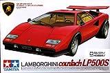 Tamiya 1/24 Lamborghini Countach LP500S