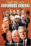 img - for Australia's Governors-General: From Hopetoun to Jeffrey book / textbook / text book