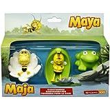 MAYA LÂ'ABEILLE Les jouets pour le bain Maya l'abeille jouets aquatiques, multicolore
