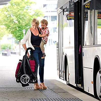 Hauck Lift-Up Three Easyfold Pushchair by Hauck