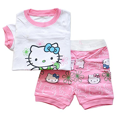 Hello Kitty Toddler Pajamas
