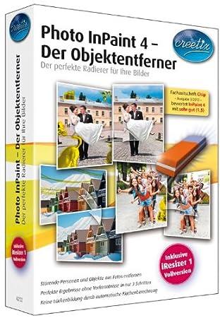 Photo InPaint 4 - Der Objektentferner