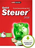 Digital Software - Quicksteuer 2016 [PC Download]