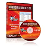 Quickbooks Pro 2010 and Microsoft Office 2007 Training DVD – 30 Hours of Video Training Tutorials for QuickBooks Pro 2010, Excel, Word, PowerPoint, Outlook, and Access 2007 by Simon Sez IT