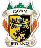 Cavan County Ireland Irish Car Bumper Sticker/decal