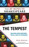 William Shakespeare The Tempest (30-Minute Shakespeare)