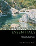 img - for Brushwork Essentials book / textbook / text book
