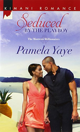 Image of Seduced by the Playboy (Harlequin Kimani Romance\The Morretti Mi)