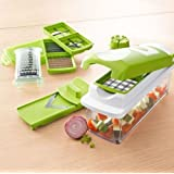 2015 New Genius Nicer Dicer Plus Multi Chopper Vegetable Cutter Fruit Slicer