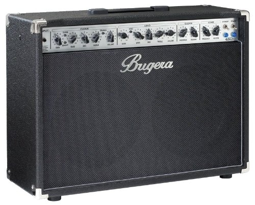 Bugera 6262-212 120-Watt 2-Channel Valve Combo With Reverb