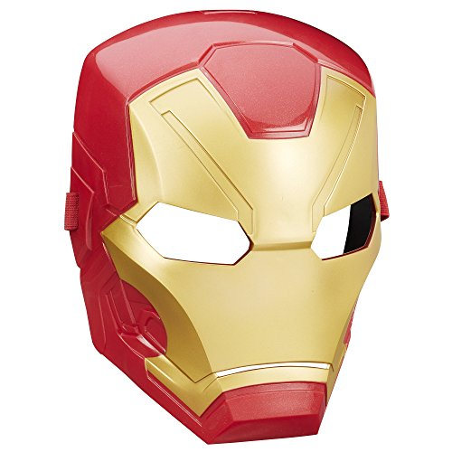Captain America: Civil War Iron Man Mask