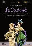 Rossini: La Cenerentola (Genoa 2006) (Antonio Siragusa/ Sonia Ganassi/ Renato Palumbo/ Paul Curran) (Arthaus: 107311) [DVD] [2013] [NTSC]
