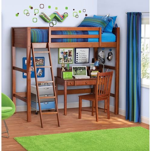 Teen Bunk Beds 1099 front