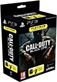 echange, troc Oreillette sans fil pour PS3 + Call of Duty : Black Ops - platinum
