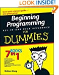Beginning Programming All-in-one Desk...